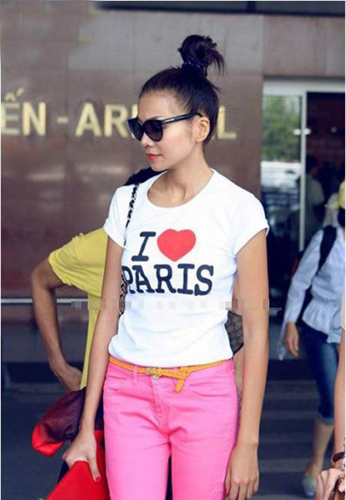 'Soi' BST quần jean màu của Thanh Hằng - 19