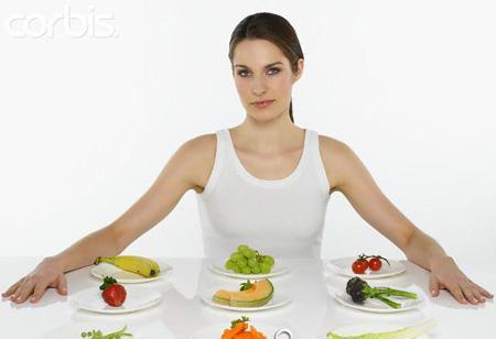 chia nhỏ bữa ăn