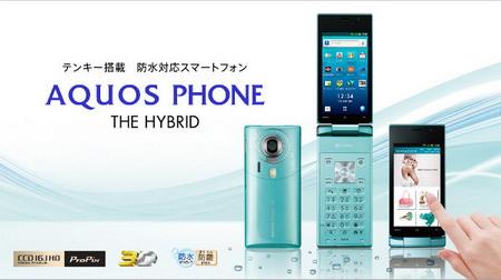Sharp AQUOS phone - inLook.vn