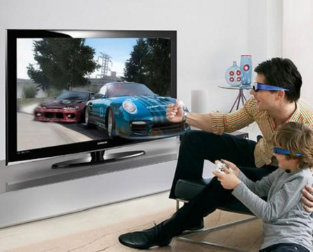 3D TV - inLook.vn