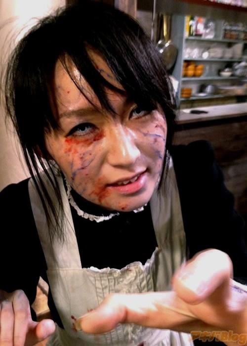 Nhật Bản: Rợn người với quán cà phê Halloween 5