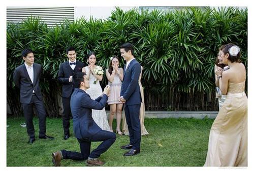 Quá đẹp trai: cặp đồng tính Thái gây sốt - 2