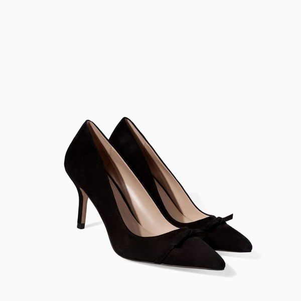 Lựa giày cao gót đen bình dân đến cao cấp cho nàng công sở 2