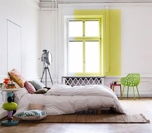 Gam màu neon cho nhà ấn tượng | ảnh 14
