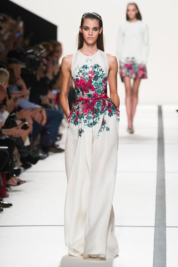 Loạt xu hướng xưa cũ quay trở lại tại Paris Fashion Week 9