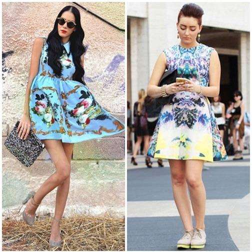 Váy xòe nào đang 'tung hoành' street style? - 3