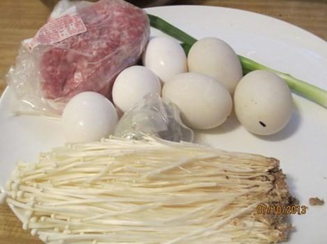 Trứng và nấm là hai thực phẩm rất bổ dưỡng giúp cơ thể tăng hiệu quả miễn dịch. Hình minh họa .