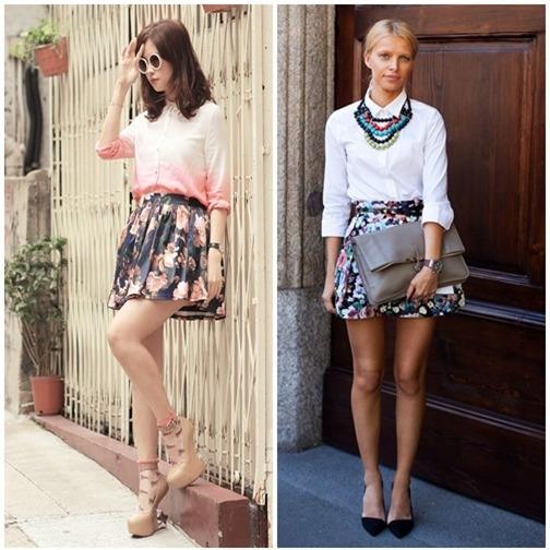 Váy xòe nào đang 'tung hoành' street style? - 6