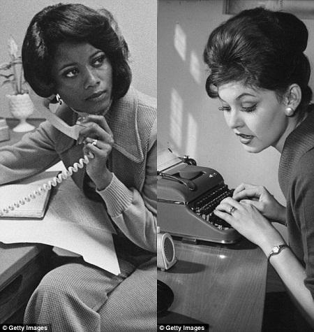 Thời trang công sở những năm 1930-1960: Gợi cảm, tinh tế