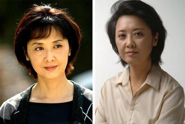 """""""Nữ vương"""" Chu Lâm ở tuổi 55. Cô hiện là thành viên"""