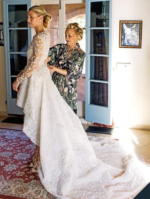 7 bộ váy cưới đẹp như