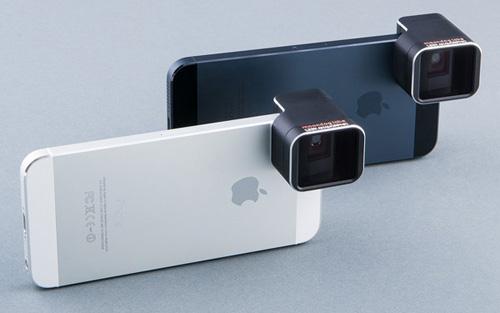 20 phụ kiện chụp hình cực độc cho iPhone 20