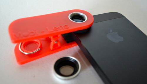 20 phụ kiện chụp hình cực độc cho iPhone 5