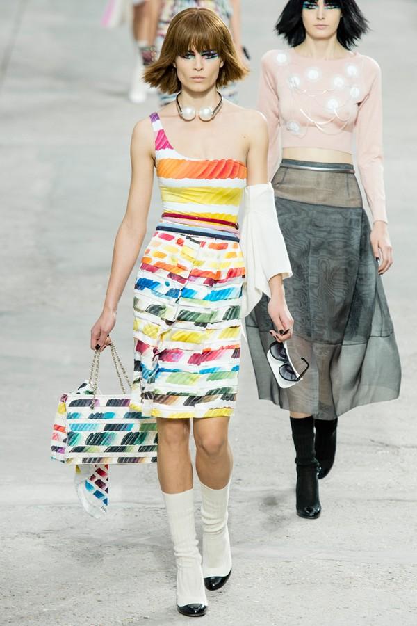 Loạt xu hướng xưa cũ quay trở lại tại Paris Fashion Week 8