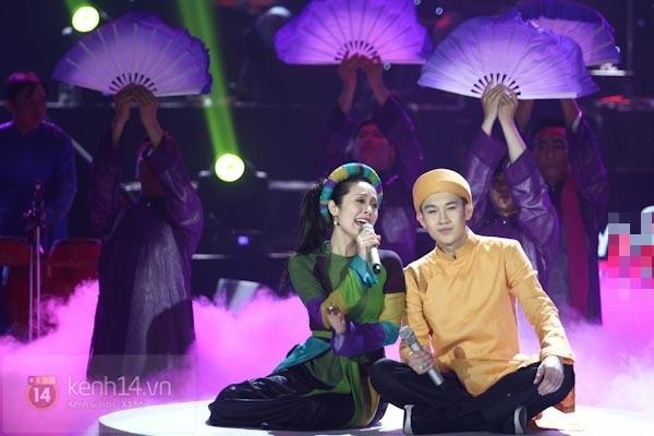 """Dương Triệu Vũ - Thanh Thúy đăng quang """"Cặp đôi hoàn hảo 2013"""" 11"""