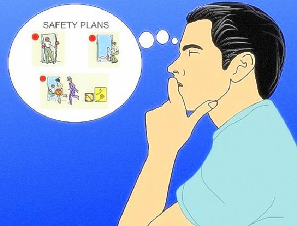 """Phản ứng cơ thể khi máy bay rơi và cách """"thoát thân"""" 6"""