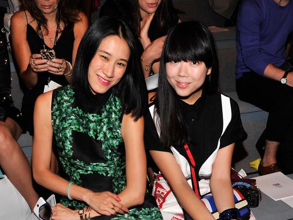 """Susie Lau - Blogger diêm dúa """"quyền lực"""" nhất giới thời trang 6"""