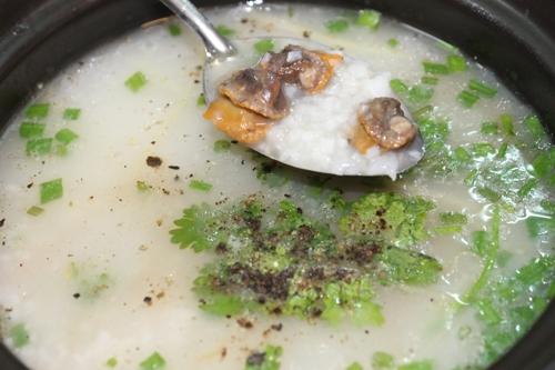 Ngày mưa đi ăn các món cháo Sài Gòn