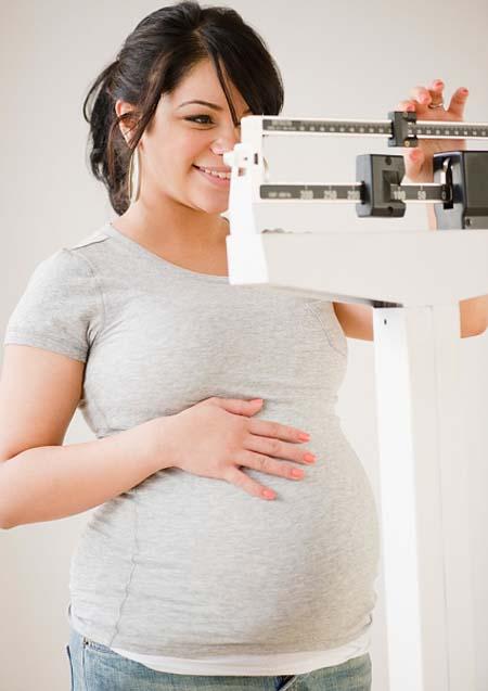 'Biến hóa' cơ thể mẹ từng tuần thai - 5