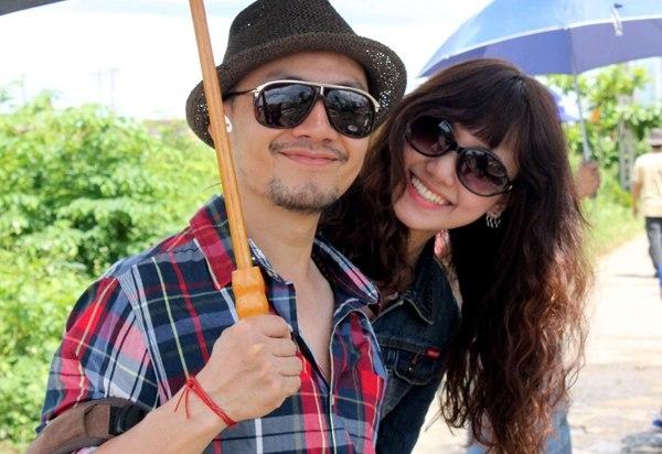 Bạn gái đại gia, xinh đẹp của sao nam Việt 2013 - 8