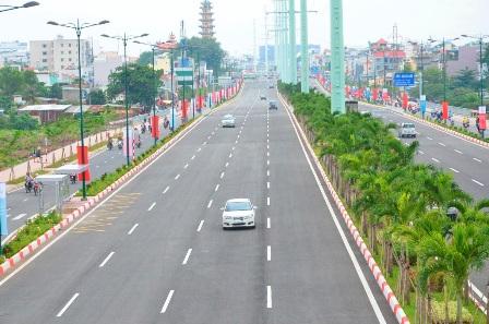 TPHCM dùng tên của nhiều lãnh đạo để đặt cho các con đường đẹp mới hoàn thành của thành phố