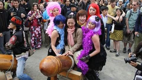 Những lễ hội 'sex' nổi tiếng nhất thế giới