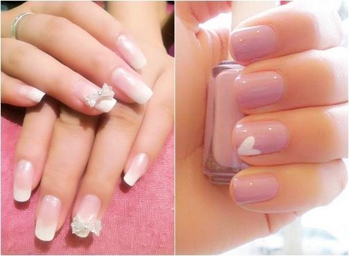 Muôn kiểu nail xinh cho cô dâu ngày cưới - 3