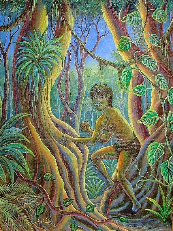 Những truyền thuyết kỳ quái trong rừng rậm Amazon 8
