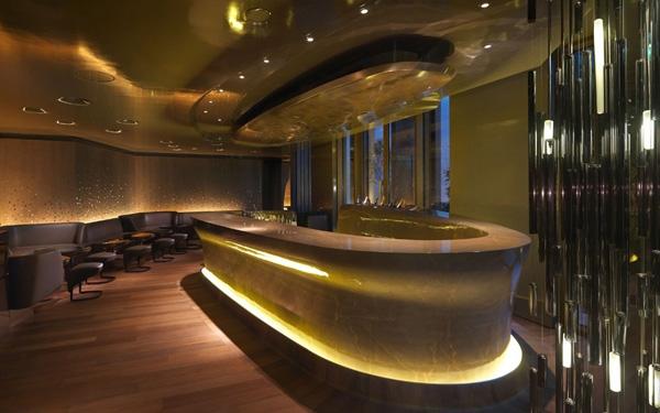 Kiến trúc hiện đại ở Mandarin Oriental, Paris mê hoặc các thực khách.