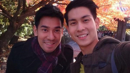 Quá đẹp trai: cặp đồng tính Thái gây sốt - 16
