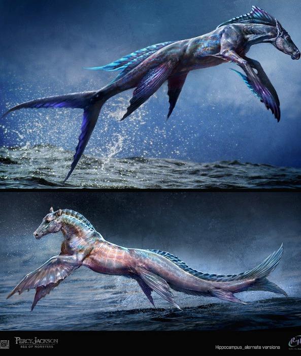 """Dàn quái vật ấn tượng của """"Percy Jackson: Sea of Monsters"""" 6"""