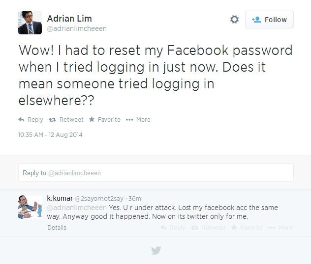 Nhiều người dùng Facebook tại Việt Nam bị khóa tài khoản