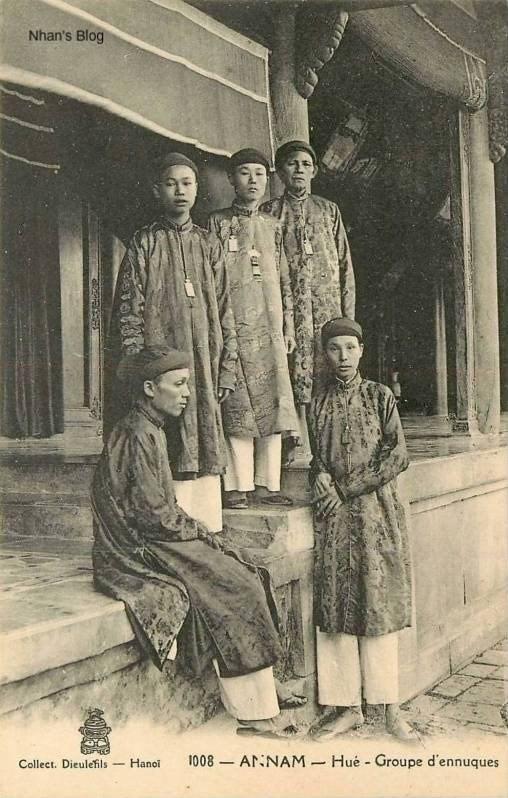 Bí ẩn về số phận của các thái giám chốn cung đình Việt Nam