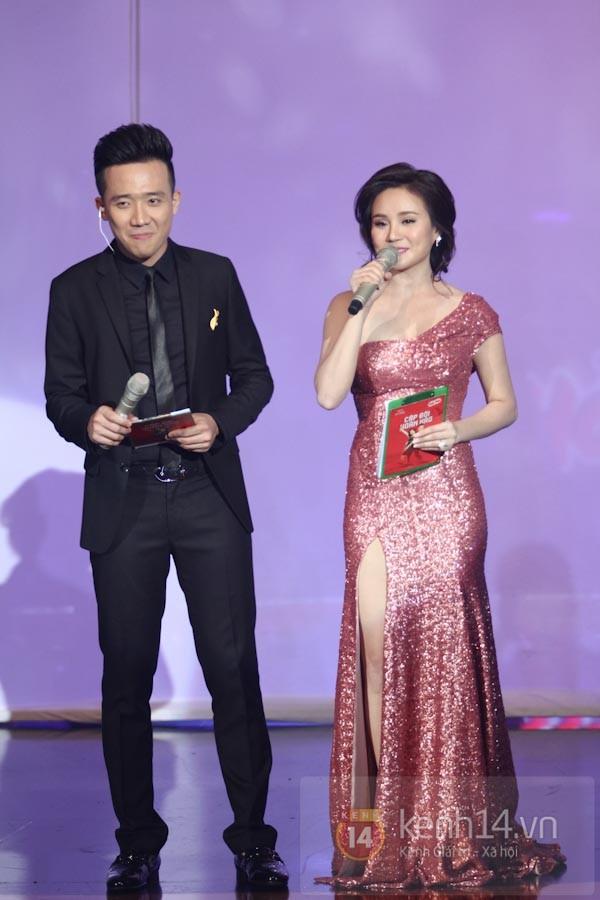 """Dương Triệu Vũ - Thanh Thúy đăng quang """"Cặp đôi hoàn hảo 2013"""" 1"""