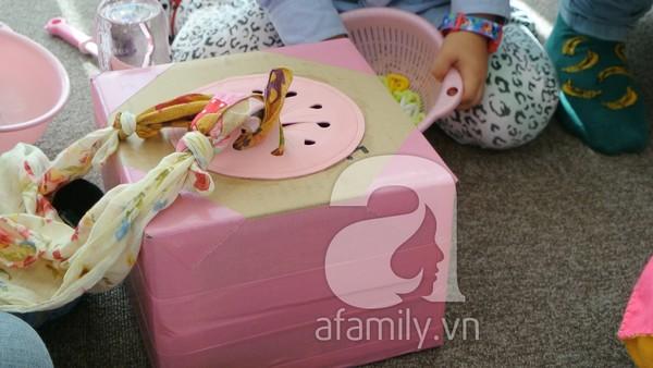 """""""Đột nhập"""" lớp dạy cách chơi với con cực hay của mẹ Nhật tại Tokyo 14"""
