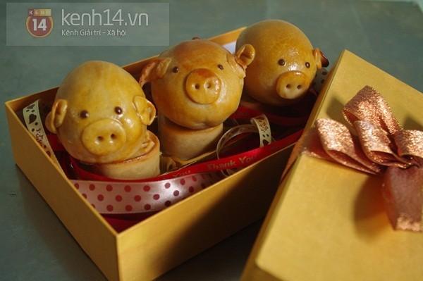 Sài Gòn: Những hàng bánh không thể quên vào ngày Tết Trung Thu 2