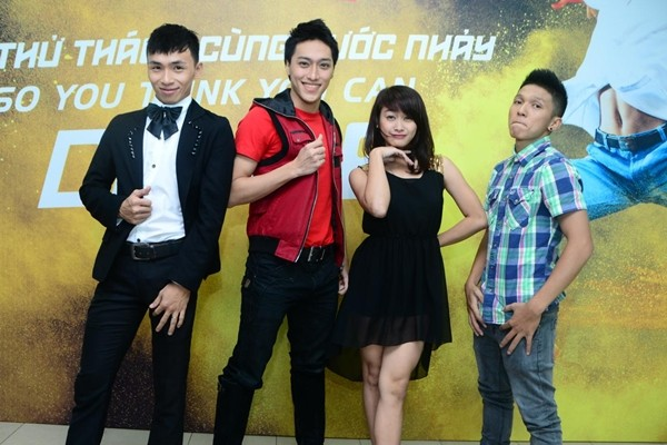 """Quán quân """"So You Think You Can Dance"""" Mỹ đến Việt Nam 8"""