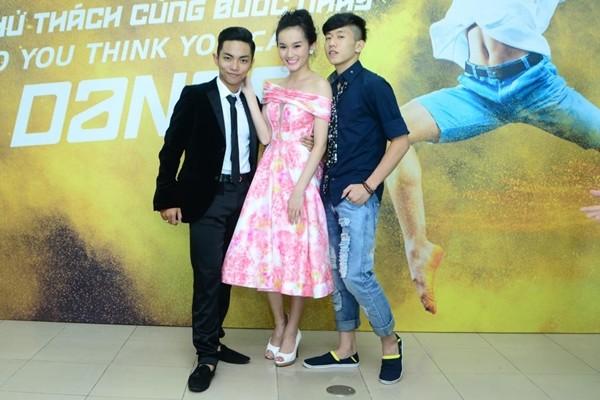 """Quán quân """"So You Think You Can Dance"""" Mỹ đến Việt Nam 7"""