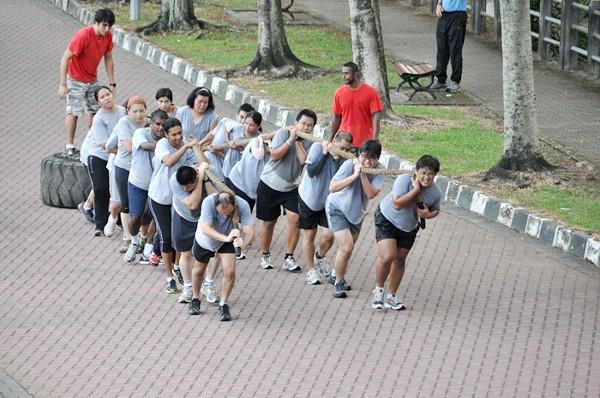 """Bootcamp - môn thể thao đang cực """"hút"""" teen Sài Gòn 6"""
