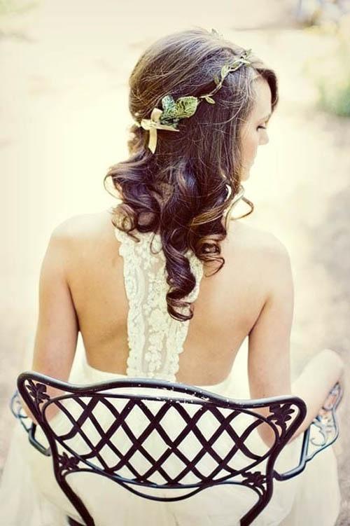 Váy cưới tôn lưng thon mềm mại lên ngôi mùa thu - 5