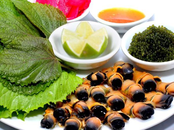 Món mới trung thu: Lườn cá bò gù nướng trà xanh 6