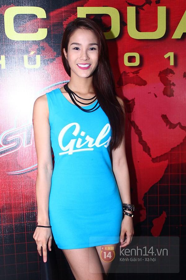 """Đội Diệp Lâm Anh """"lội ngược dòng"""" chiến thắng Amazing Race 2013 1"""