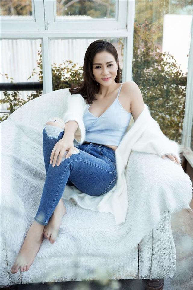 Không thể phủ nhận, qua nhiều năm nhan sắc của gái một con Thu Minh ngày càng hoàn thiện và xinh đẹp hơn.