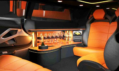 10 xe Limousine độc đáo nhất trên thế giới - 9