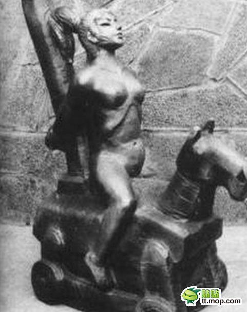 Những hình phạt ghê rợn với phụ nữ ngoại tình thời cổ 8