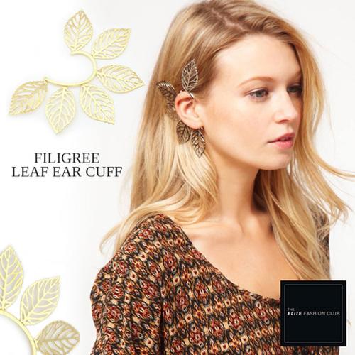 Ear Cuff - phụ kiện siêu độc đáo giống Hà Hồ
