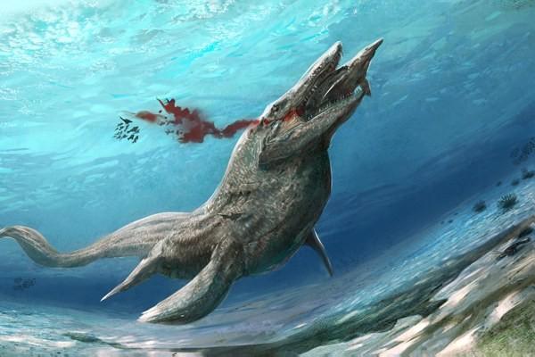 """Cận cảnh """"quái vật"""" đại dương thời tiền sử 7"""