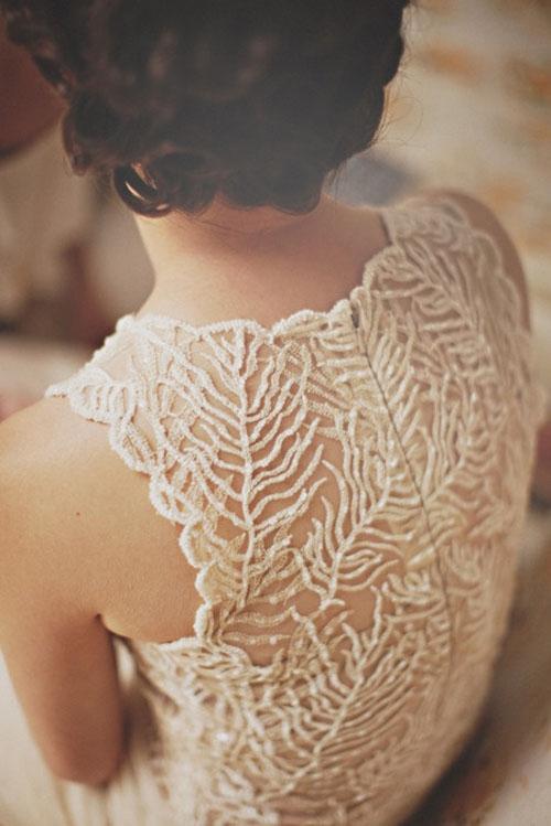 Váy cưới tôn lưng thon mềm mại lên ngôi mùa thu - 7