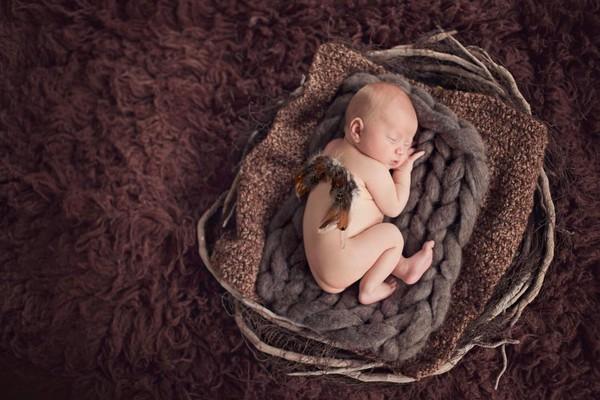 Chùm ảnh giấc ngủ êm ái của bé yêu 9