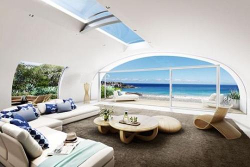 Penthouse đẹp kiêu sa hút mọi ánh nhìn - 1